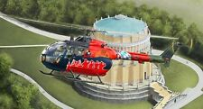 """Revell 04906 BO105 """"35th Anniversary of Roth"""" Helicopter Kit 1/32 Scale FREE T48"""