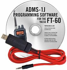 RT Systems Programming Software & USB Cable for Yaesu FT-60R