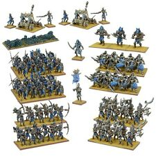 Mantic Games Kings TOMB NUOVO CON SCATOLA IMPERO di polveri MEGA Force