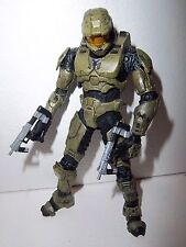 Halo Anniversary **MASTER CHIEF** from Evolution 3 Pack Figure Complete w/ Guns!