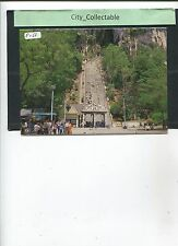 P063 # MALAYSIA PICTURE POST CARD * BATU CAVES