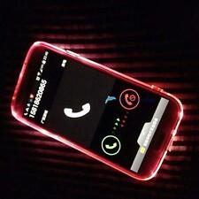 LED Flash Light UP Remind Incoming Call Cover Case For Samsung Galaxy S5 R DH