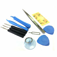 Opening Tool Kit for iPhone 4 4S - 3 Screwdrivers, Suction Cup, Clip - 11 PCS