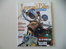 LEGEND BIKE 7/1997 BIANCHI STELVIO 250/DERBI 125/BSA 250/SIMSON/AJS 500/BMW R12
