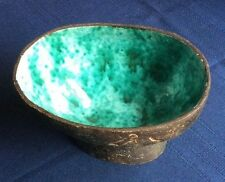 Hand Fashioned ,One of a Kind Bowl - acquired in 1960's  Italy