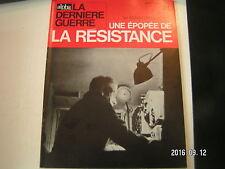 ** La dernière Guerre Rémy Epopée de la résistance n°21 Le Funkspiel