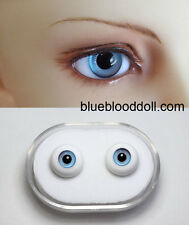 1/3 1/4 1/6 bjd 14mm two tones color glass doll eyes dollfie iplehouse #EB-01