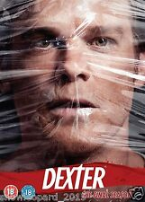 DEXTER COMPLETE FINAL SERIES DVD All Episodes Season 8 New Sealed UK Release