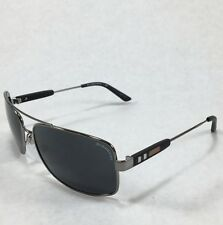 Burberry Men's Glasses BE3074 BE/3074 1003/87 Gunmetal Pilot Sunglasses 63mm