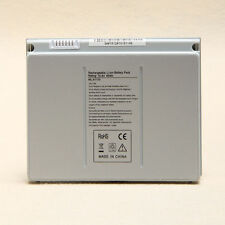 "NEW 9-Cell 60WH Battery for Apple MacBook Pro 15"" 15 Inch A1175 Laptop Silver"