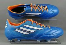 MENS ADIDAS F50 ADIZERO TRX FG FOOTBALL BOOTS ((SIZE UK 12.5)) **BRAND NEW**