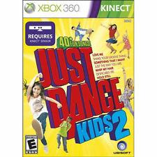 Just Dance Kids 2 USED SEALED (Xbox 360) **FREE SHIPPING!!