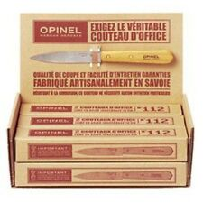 OPINEL COUTEAU OFFICE DISPLAY 6X2+1R.112 1231