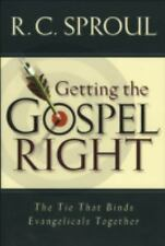 GETTING THE GOSPEL RIGHT [9780801064470] - R. C. SPROUL (HARDCOVER )