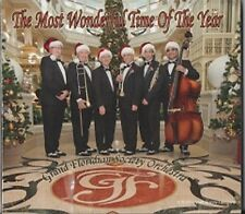 Disney World Grand Floridian Resort Orchestra Christmas CD, NEW