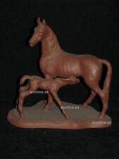 +# A015598_23 Goebel Archiv Muster zwei 2 Pferde, Stute und Fohlen CE272 TMK3