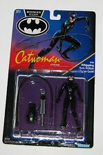 1991 Kenner Batman Returns Catwoman Action Figure Mint on Card