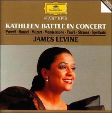 Kathleen Battle Kathleen Battle in Concert CD
