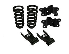 """88-98 Chevy/GMC C1500 Western Chassis Lowering Kit - 2"""" Front / 4"""" Rear"""