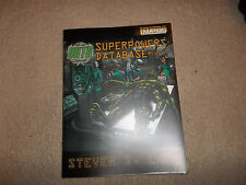 Hero System 5th Ed Champions Until Superpowers Database Revised taped
