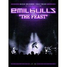 """EMIL BULLS """"THE FEAST"""" DVD NEU"""