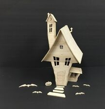 Toon Haunted House 3D Wooden Puzzle