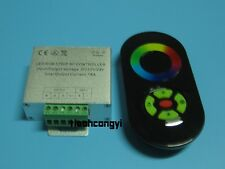 RF Touch Panel Wireless Remote Controller For RGB Led Strip Light DC 12V/24V 18A