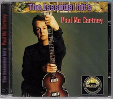 Paul McCartney CD The Essential Hits Brand New Sealed Rare