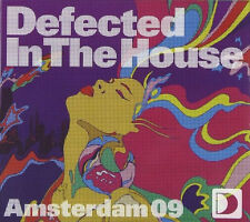 DEFECTED in the HOUSE =Amsterdam= Hardsoul & Chocolate Puma =2CD= groovesDELUXE!