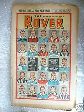 THE ROVER Comic, No.1236, 26th Feb 1949
