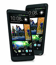 HTC ONE M7 32GB BLACK 4G LITE UNLOCKED PHONE  BRAND NEW