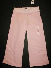 Gap glamour girl dance powder puff northern brights pink yoga lounge pants M 8
