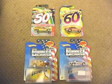 Lot of Hot Wheels - Connect Cars, Cars of the Decade - NIP