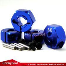 4 Stück 1/10 Metall Aluminium Hex Radnaben Länge 6mm-12mm für Tamiya HPI Buggy