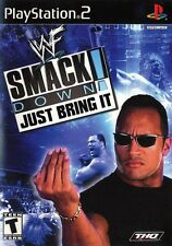 WWE SmackDown Just Bring It Greatest Hits - Playstation 2 Game Complete