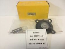 "NOS! ECOLAB 3/4"" HOT WATER VALVE REPAIR KIT 85280584"