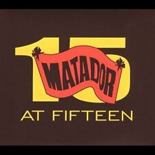 Various Artists, Matador at Fifteen (W/Dvd) (Dig) Audio CD