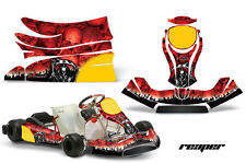 KG Freeline Cadet AMR Racing Graphics Birel Krypton Sticker Kits MAX Decals RPRR