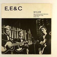 """7"""" Single - E, E & C  - Sylvie/Man of Constant Sorrow - #S1010 - RAR"""