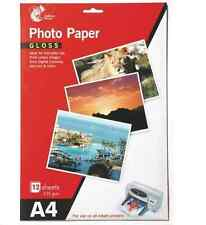 Glossy A4 Photo paper 12 sheets 235 gsm