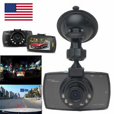 "Cool 1080P 2.7"" LCD Car Camera Full HD Dash Cam Crash DVR G-sensor Night Vision"