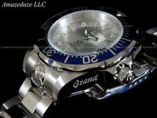 NEW Invicta Men 300M Grand Diver Stainless Steel Automatic Watch-MSRP $895