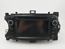TOYOTA Yaris 12-16 Radio CD Player Sat Navigation Head Unit 86140-0D050 SP611