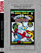 Marvel Masterworks: Marvel Team-Up - Volume 1  BRAND NEW