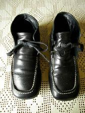 Rundholz,Schuhe/Sneaker,GR.37,Glattleder,schwarz,Lagenlook Traumteile