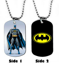 DOG TAG NECKLACE - Batman 1 Superhero