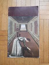 PAUL DELVAUX. one man show. catalogue d'exposition.Bale 1977 /Galerie I. Brachot