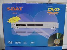 SDAT MS910 DVD/CD/MP3/Karaoke Progressive Scan Player NTSC/PAL Region 0 - NEW