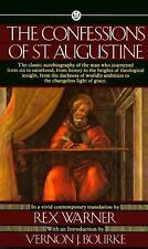 The Confessions of Saint Augustine (Mentor)