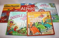 Lot of 5 Vintage Childrens Books Mercer Mayer The Berenstain Bears 80's Books